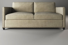 Crate barrel dryden full sleeper sofa